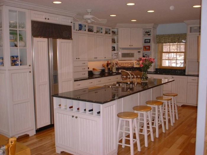 white-beadboard-kitchen